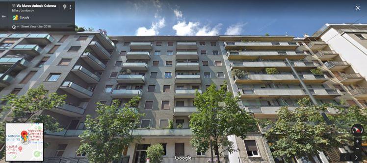 Via Colonna 11